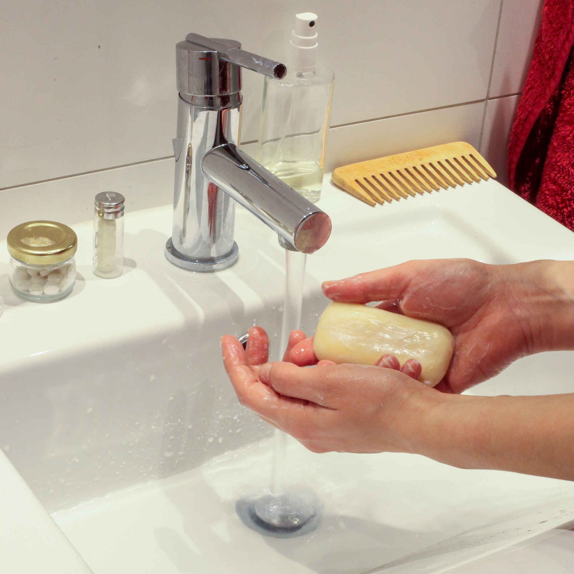 Hygiene … nicht nur in Zeiten von Corona