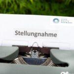 Stellungnahme von Zero Waste Germany zur Novelle des Verpackungsgesetzes